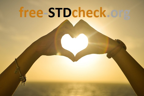 free-STDcheck.org sunset-hands-love-woman